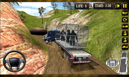 Up Hill Truck Driving Mania 3D 1.3 screenshots 5
