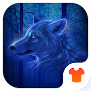 App New Theme 2018 - Wolf 3D Theme for Android Free APK for Windows Phone