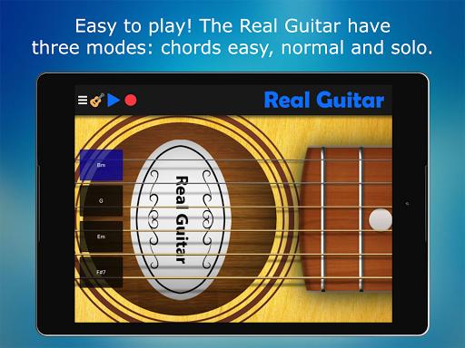 Real Guitar screenshot 10