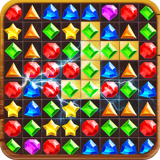 Jewels Jungle Treasure : Match 3  Puzzle file APK for Gaming PC/PS3/PS4 Smart TV