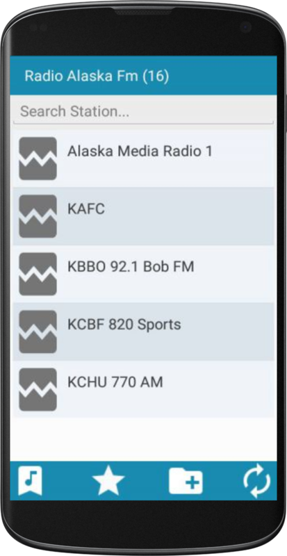 Radio Alaska FM- screenshot