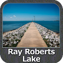 Lake Ray Roberts Texas Gps Map icon