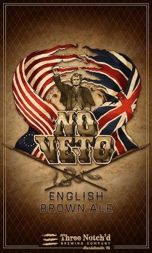 Logo of Three Notch'd No Veto