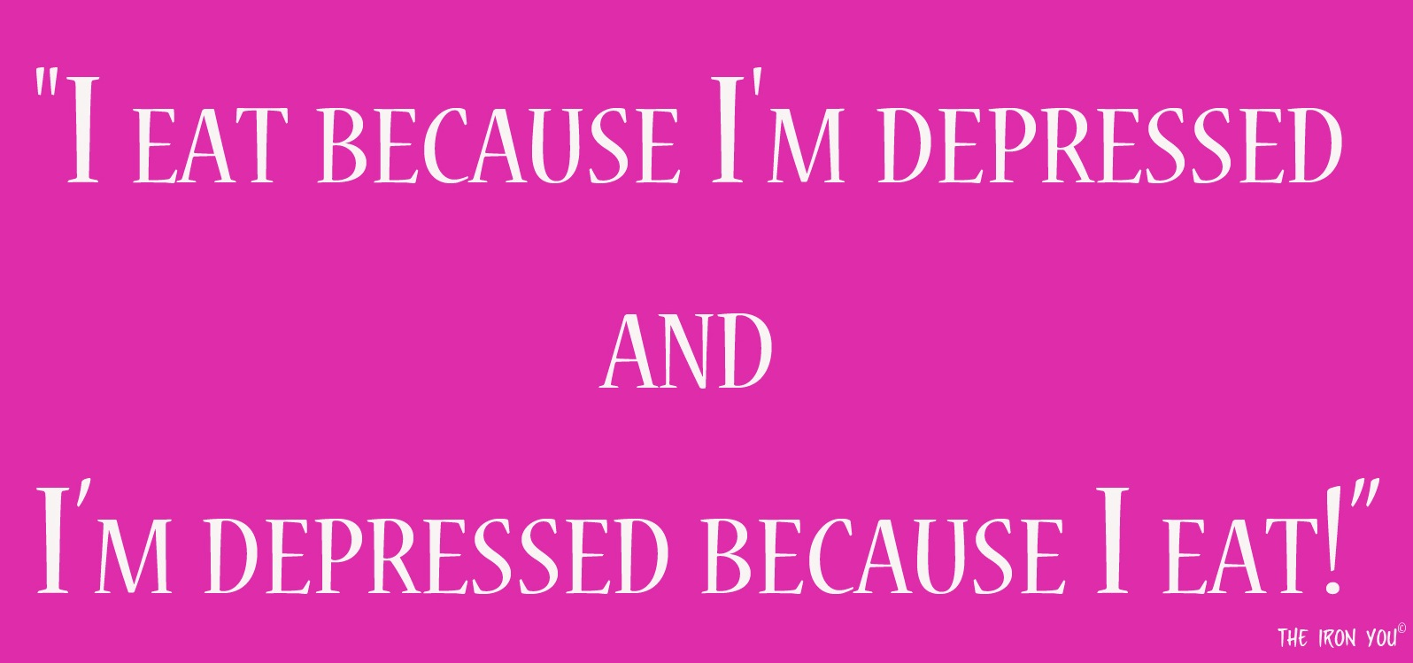 what to do if i m depressed