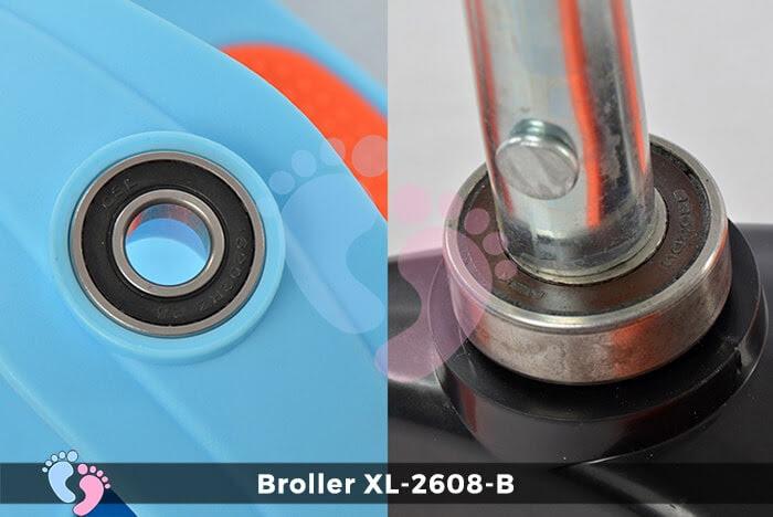 Xe lắc tay trẻ em Broller XL-2608B 8