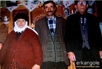 Photo: Devriş (Deşo), Altun ve Yılmaz KARAKUŞ