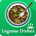 Legume Dishes : Healthy Living icon