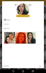 Dating for singles myMobil screenshot 19