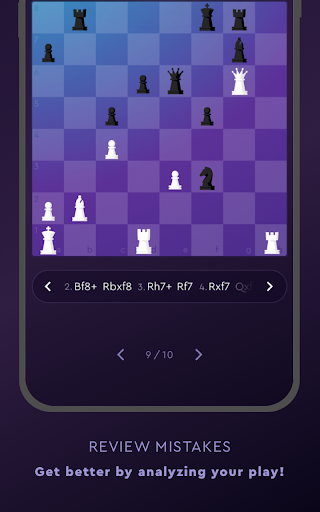 Tactics Frenzy u2013 Chess Puzzles modavailable screenshots 13