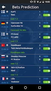 Betting Tips screenshot 0