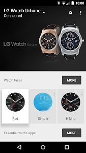 Android Wear v1.0.2.1476973