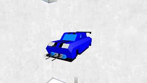 GTR R32 blue version