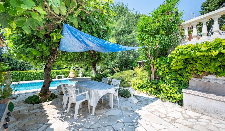 Maison avec piscine et jardin Roquefort-les-Pins