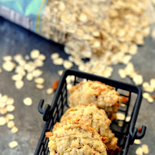 Bacon Oatmeal Breakfast Cookies