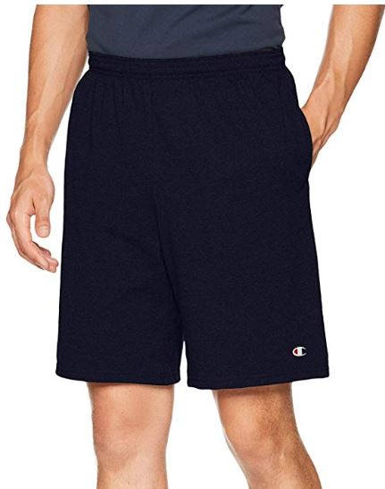 Champion Men's Jersey Short With Pockets | men's fitness wear