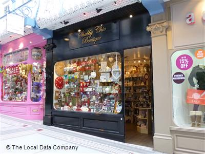 Shabby Chic Boutique on Lands Lane - Gift Shops in City Centre ...