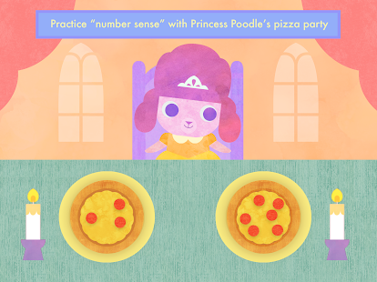 Fuzzy Numbers: Pre-K Number Foundation- screenshot thumbnail
