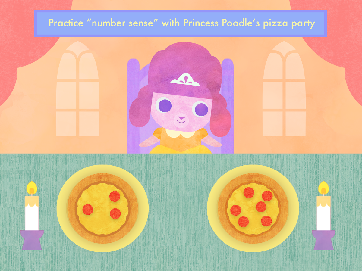 Fuzzy Numbers: Pre-K Number Foundation- screenshot