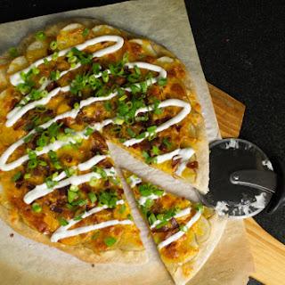 Baked Potato Pizza Recipes