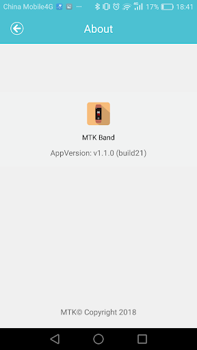 MTK Band 1.3.5 screenshots 5