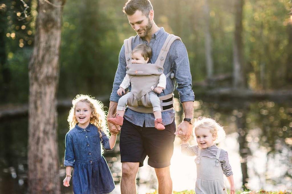 Den Kinderrücken von Anfang an gesund erhalten.