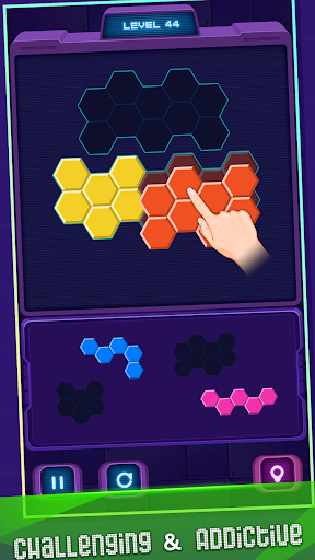 Hexa Puzzle screenshot 2