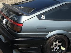 スプリンタートレノ AE86  AE86 ・GT -Vのカスタム事例画像  AE3104さんの2019年08月20日21:34の投稿