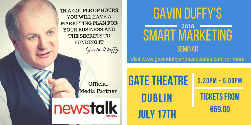 Gavin Duffy's Smart Marketing