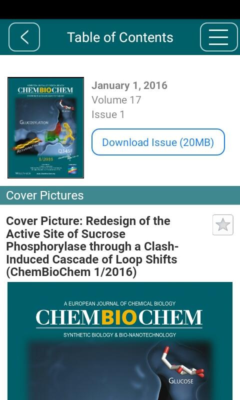 ChemBioChem- screenshot