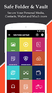 Safe Folder Vault App Lock : Hide Photo And Video