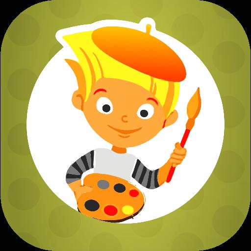 Babycasso - Art for Kids 教育 App LOGO-APP開箱王