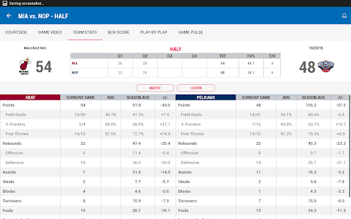 NBA 2015-16 Screenshot 13