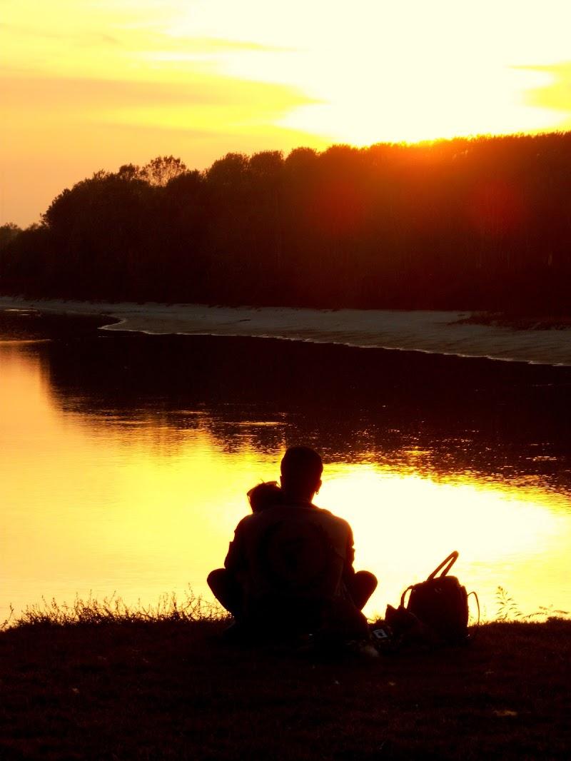 Tu, io e un tramonto... di Furlissima