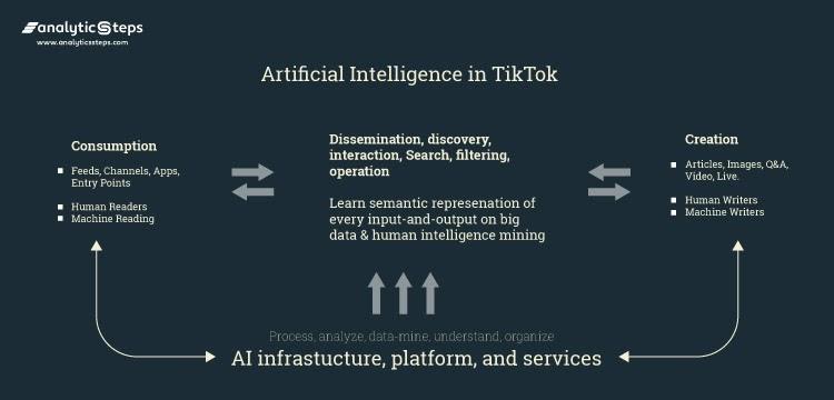 AI उपभोक्ता और निर्माता की तरफ से TikTok का समर्थन कर रहा है