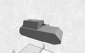 Mini Panzer VIII Maus