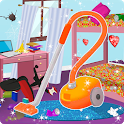 High School Room Cleaning and Decorating icon