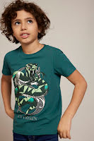 T-shirt Harry Potter Bayberry