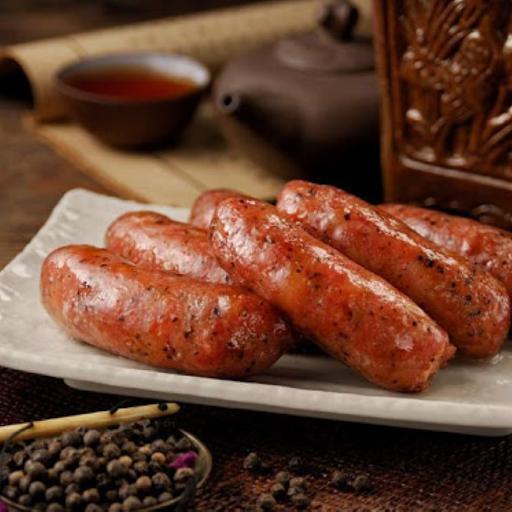 Taiwan Hot Dog 台湾烤肠