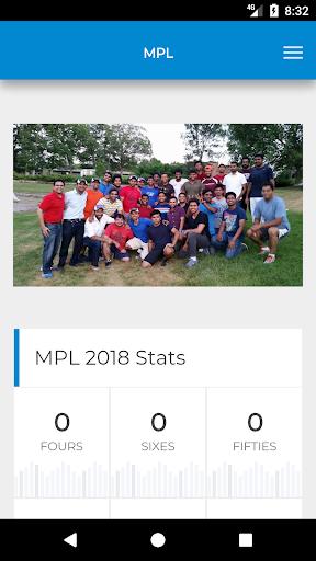 MPL Cricket 1.606 screenshots 2