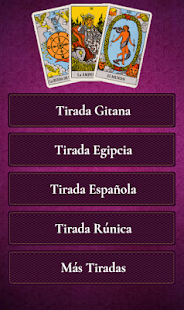 Tirada de cartas- screenshot thumbnail