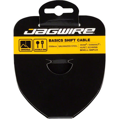 Jagwire Basics Derailleur Cable Galvanized - Shimano and Simplex
