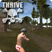 ThriveX Survival - Battlegrounds Royale icon