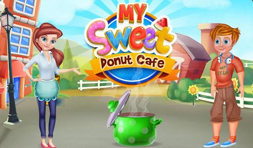 無料休闲Appのマイスウィートドーナツカフェ|記事Game