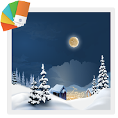 XPERIA MAGIC WINTER THEME