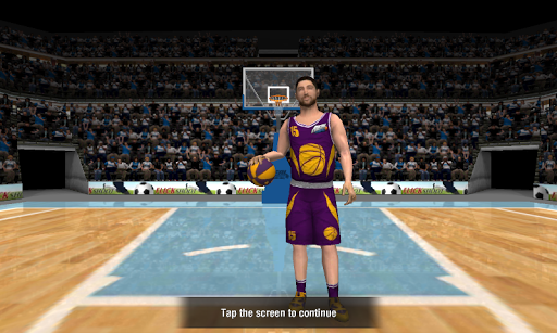 Real Basketball screenshot 10