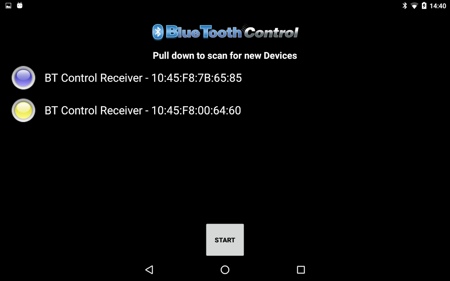 Bluetooth Control - Android Apps on Google Play
