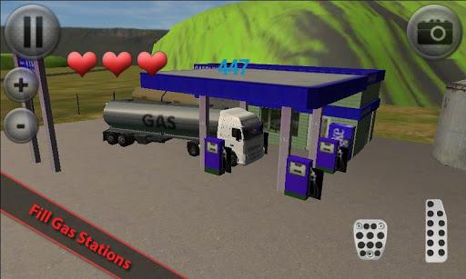 Euro Truck Parking screenshot 12