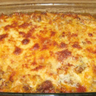 Pasta Bake With Ground Beef Recipes.