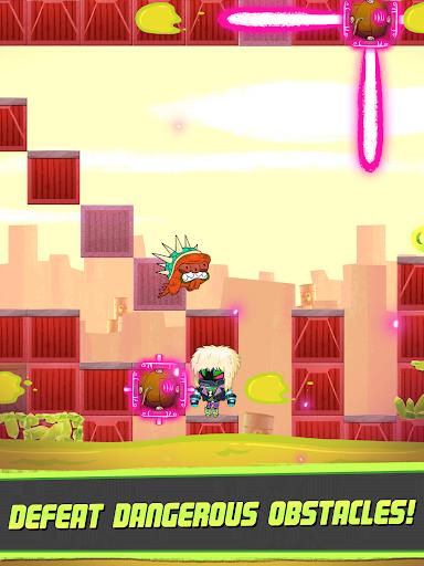 Ben 10 - Super Slime Ben: Endless Arcade Climber filehippodl screenshot 21