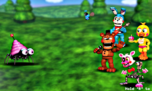 Fnaf world simulator apk download | FNAF World Simulator 2 0